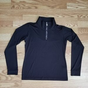 Sport Haley  Black Sport Top Long Sleeve